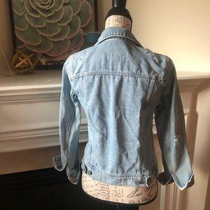 Old Navy Jackets & Coats - Light Wash Denim Jacket